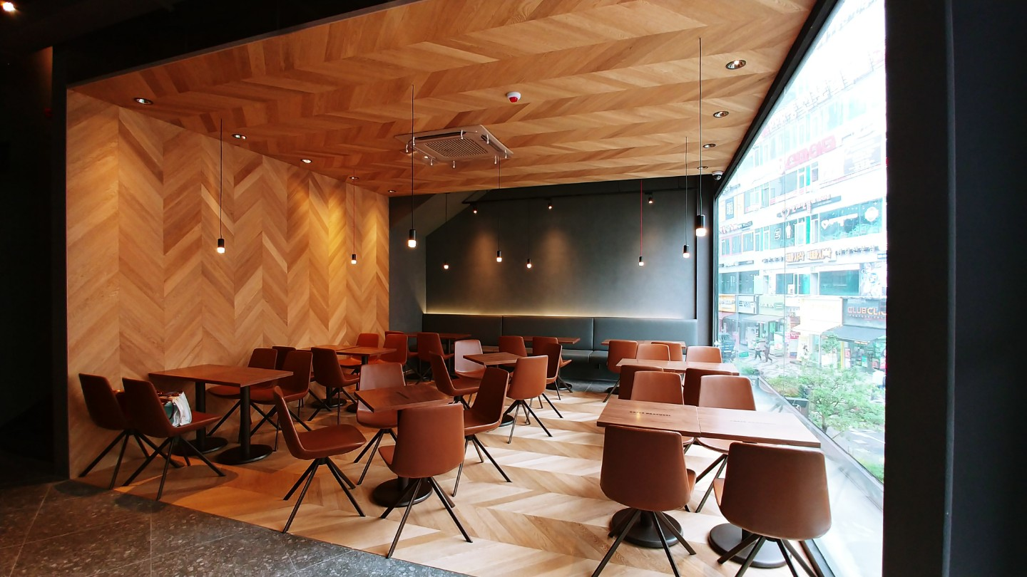 Theface design for Design hotel xym ulsan